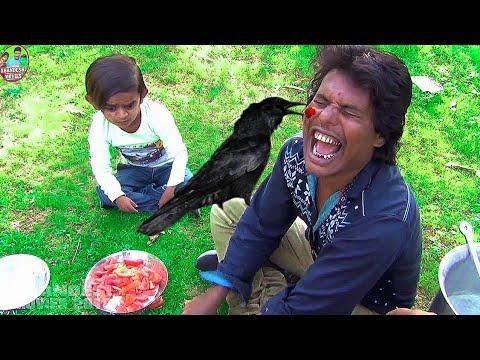 छोटू की कव्वा बिरयानी | CHOTU KI  KAWWA BIRYANI | Khandeshi Hindi Comedy Video 2018
