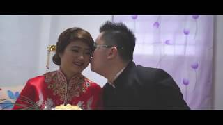 Wan Ting & Michael's actual day wedding highlights