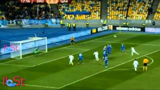 Qarabag FK 1 - 0 FC Dnepr.24.10.2014 HD UEFA Europa League
