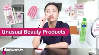 Unusual Beauty Products - Tried And Tested: EP84