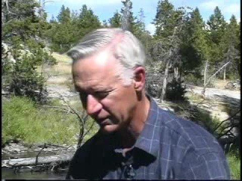 Auburn alum Orville Bach Jr. - Yellowstone Ranger