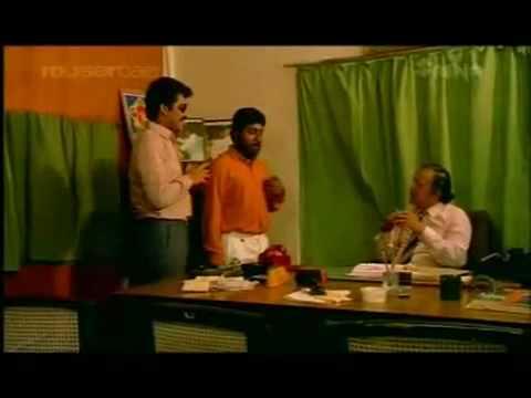 Sreenivasan - Malayalam Movie Comedy - Nadodikaattu