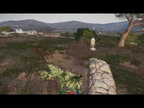 Arma 3 :Altis life -Steal a police car while being hunted down.