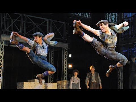 Disney's Tony® Award Winning Musical, NEWSIES