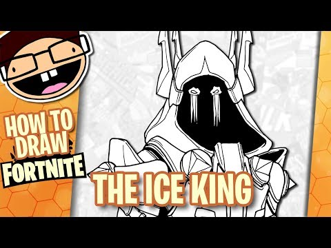 Download How To Draw The Ice King Fortnite Battle Royale Narrated