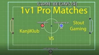 Rematch Time! 1v1 Pro Matches : KanjiKlub : Myball.io