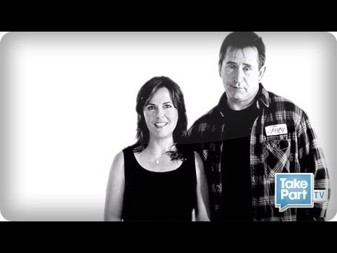 Anthony and Gia LaPaglia on The Child Nutrition Act ⎢TakePart TV