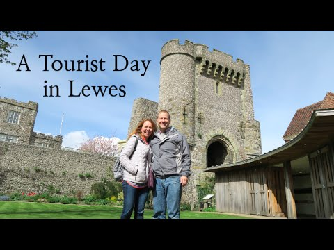 A Tourist Day in Lewes