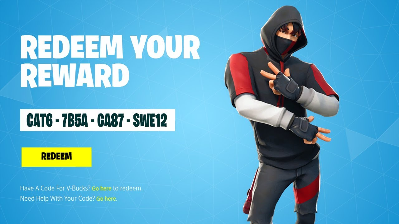 Download I GOT THE IKONIK SKIN CODES IN FORTNITE! FULL TUTORIAL ON HOW TO GET THE SKIN FOREVER!