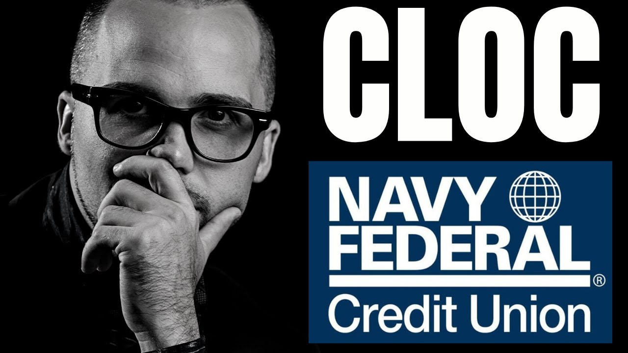 💰 $8,8 CHECKING LINE OF CREDIT! How To Get A PERSONAL LINE OF CREDIT From NAVY FEDERAL (CLOC)