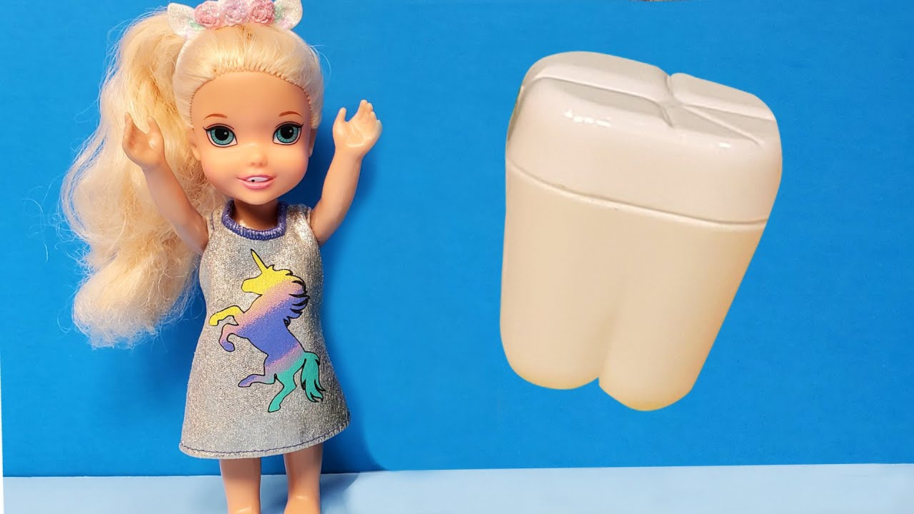 Download Tooth Fairy ! Elsa and Anna toddlers