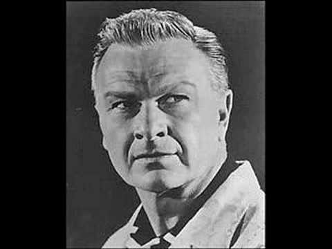 "Eddie Albert - ""Don't Think Twice, It's All Right"""