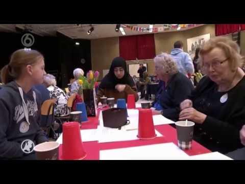 SBS6 Hart van Nederland  - Bezoek Mark Rutte - 18-01-2018