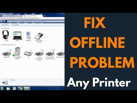how-to-change-printer-offline-to-online-|-fix-printer-offline-problem