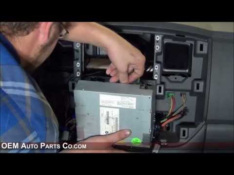 2006-2008 Dodge Ram REC GPS Navigation 6CD Changer Radio  - Easy Plug & Play Install!