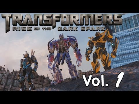 Transformer : Rise of dark spark - Chapter 1 : Dark Spark [TH]