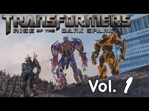 Transformer : Rise of dark spark - Chapter 1 : Dark Spark [TH]