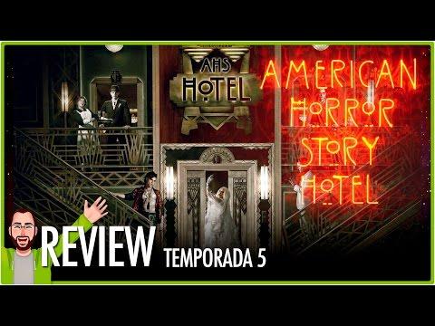 Crítica AMERICAN HORROR STORY HOTEL | Temp 5 | Jota Delgado