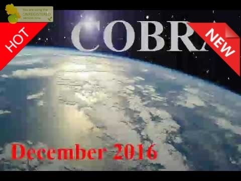 Interview with COBRA by Rob Potter 20 December 2016- cobra interview this week
