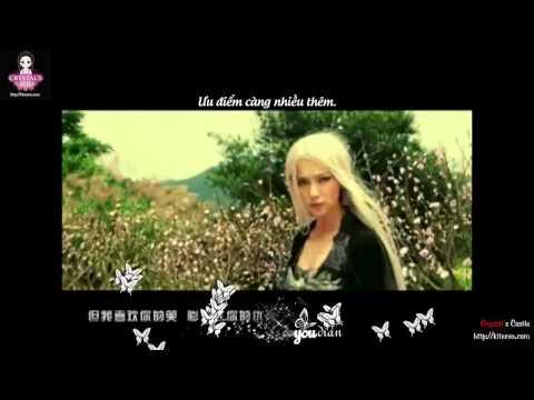 [vietsub+Kara] [HD]: Linh Cảm - Lý Băng Băng ft.Lý Cửu Triết (OST Vua kungfu)