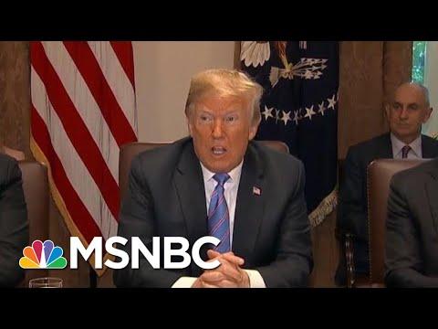 President Donald Trump Says Russia Not Still Targeting US | MSNBC