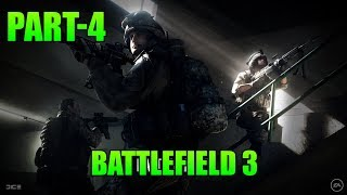 Battlefield 3 Walkthrough - Part 4 [Mission 5:Operation Guillotine] (BF3 Gameplay) [Xbox 360/PS3/PC]