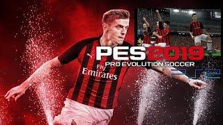 PS2 | MODO SERIE A TIM en el PES 2019 PlayStation 2 ¡¡PIATEK NO FALLA!!