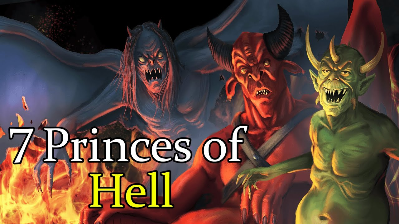 Download Who Are The Seven Princes of Hell? - (Demonology Explained)