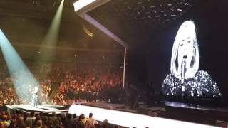 Download Adele Concert Talking & Swearing - Speaks of Prince Tribute, Her Son, Her Life 7-5-16 Mp3 and Videos