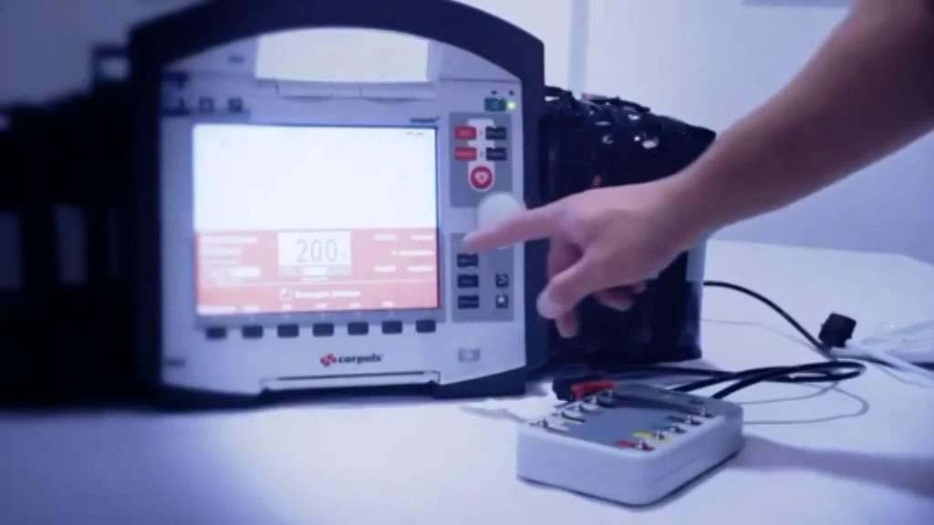 Corpuls® 3 Monitor-Defibrillator kullanımı-1