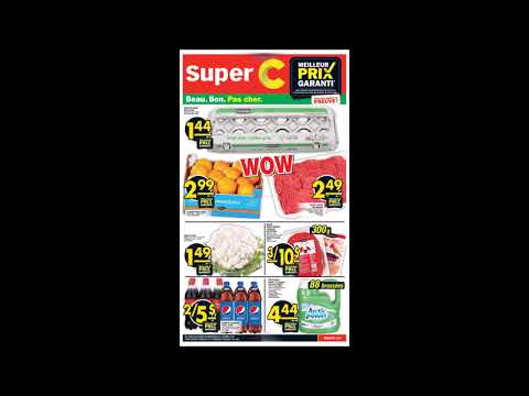 Super C Weekly Flyer February 8 To 14, 2018