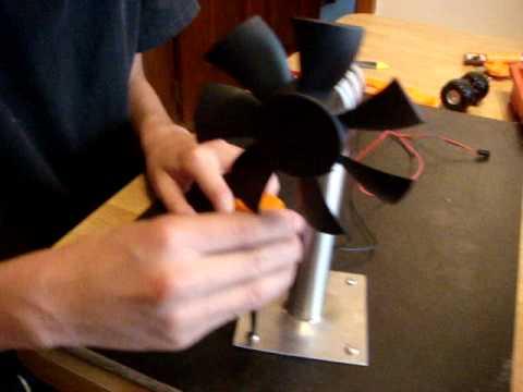 Construccion de generador eolico casero youtube altavistaventures Images