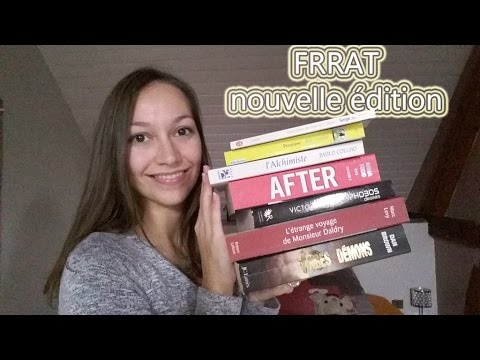 FRENCH READ A THON | EDITION D'HIVER