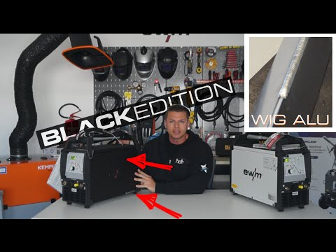 wig schwei ger t video vorf hrung blackedition ewm. Black Bedroom Furniture Sets. Home Design Ideas