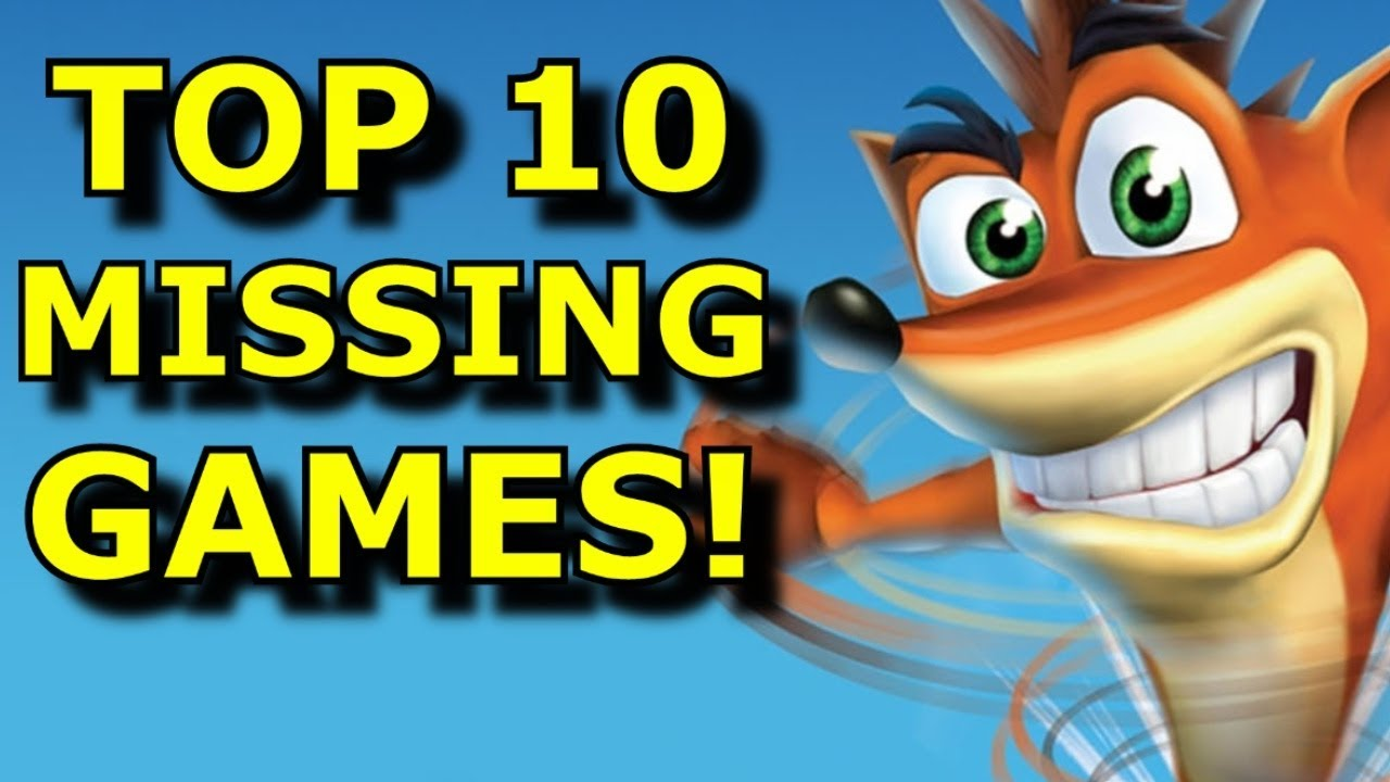 TOP 10 Games MISSING from PlayStation Classic!