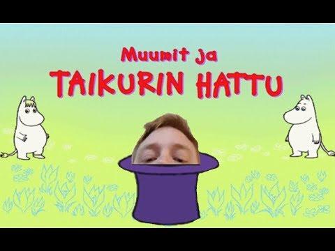 Muumit Ja Taikurin Hattu