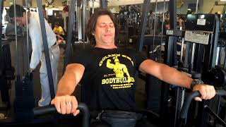 Fun Workout with Bodybuilding Legend Ric at Gold