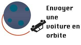 Mise en orbite de voiture ! [Unity]