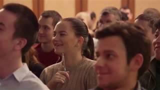Смотреть видео трейлер  коктейль Зажги бизнес Москва онлайн