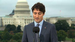 Trudeau: Canada