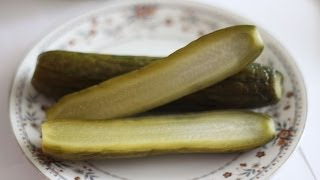 Dua Chuot Lam Chua (pickled Dill Recipe)