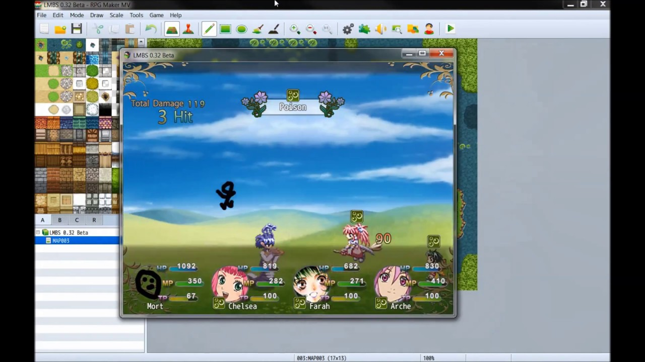 LMBS Overview RPG Maker MV