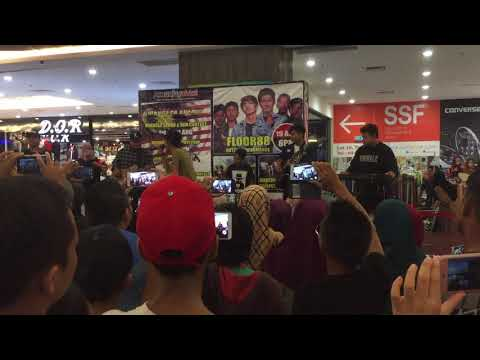 Floor 88 - Zalikha live at Amanjaya Mall