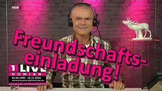 """Domian - Thomas 43 (""""deutschesten Deutschen"""") VS. Naim (Türke), mag keine Deutsche"""