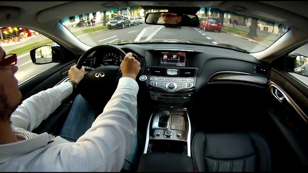 Infiniti m35h test pgd youtube infiniti m35h test pgd vanachro Choice Image