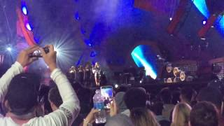 Ellie Goulding Love Me Like You Do at Global Citizens