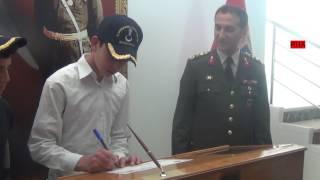 İl Jandarma Komutanlığı öğrencileri unutmadı