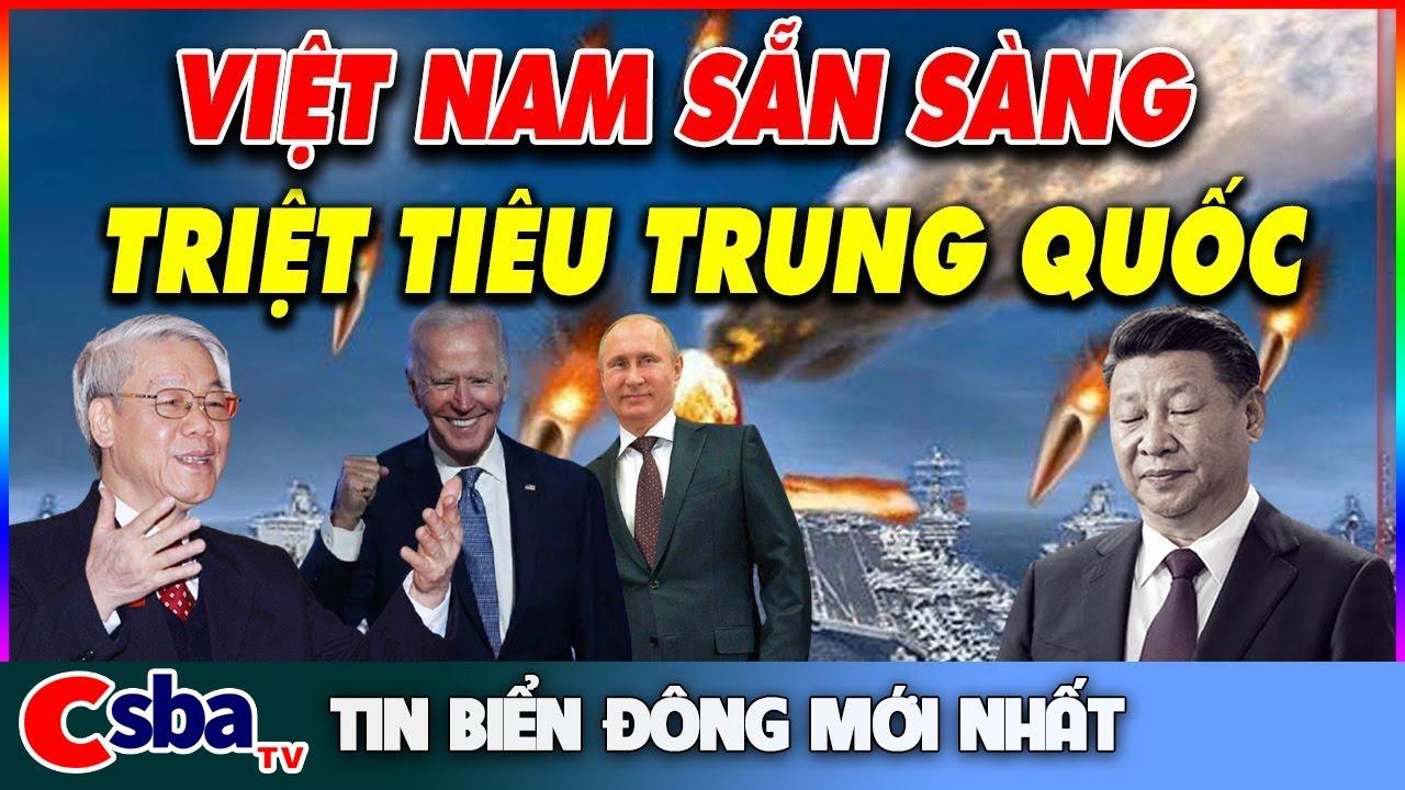 🔴 Cả Châu Á Cùng Nhận Định Hải Quân Việt Nam Thừa Sức Bóp Nghẹt Gây Hoảng Loạn CHính Trị Trung Quốc!