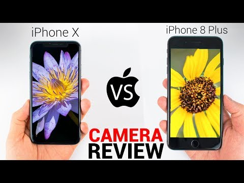 Download Youtube: iPhone X vs iPhone 8 - CAMERA REVIEW