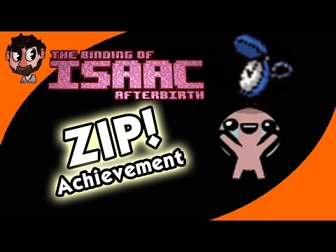 ⚡️⏱ ZIP Achievement In Isaac Afterbirth Plus! ⏱⚡️ How To Beat The Lamb In Under 20 Minutes!